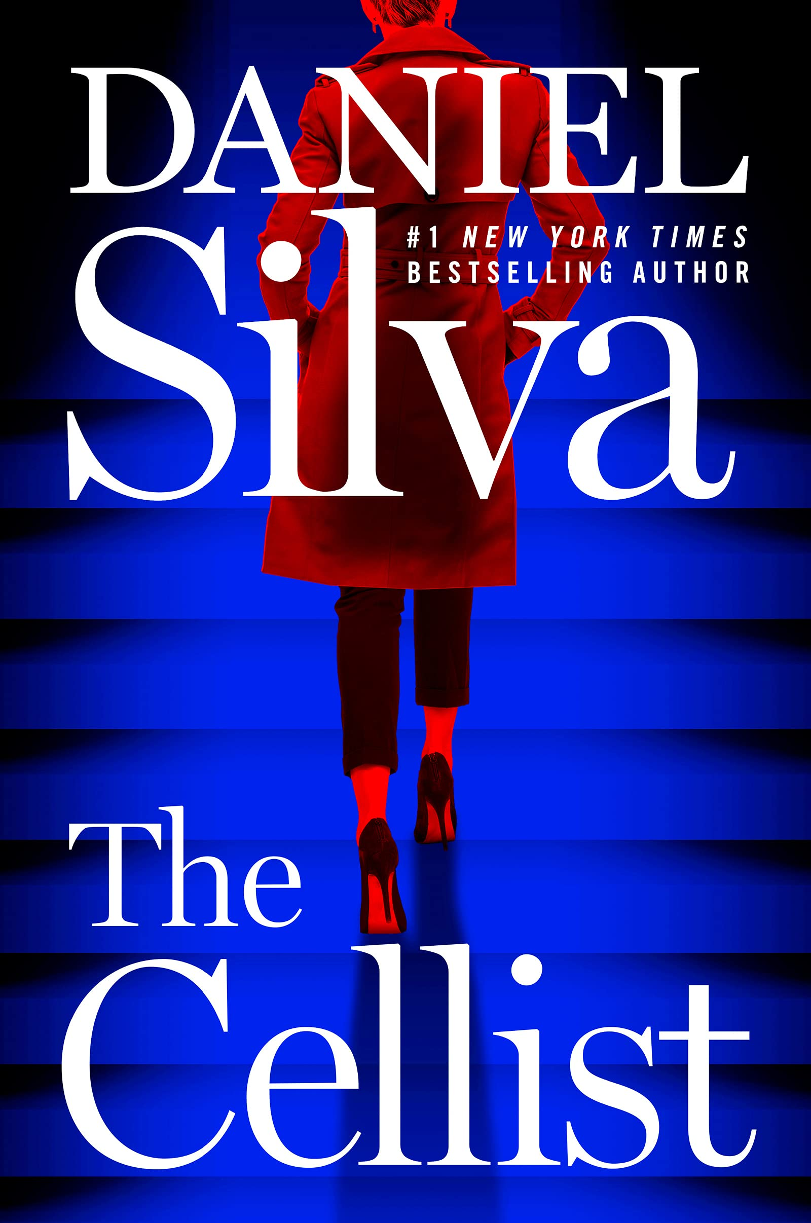 Cover image of The Cellist by Daniel Silva