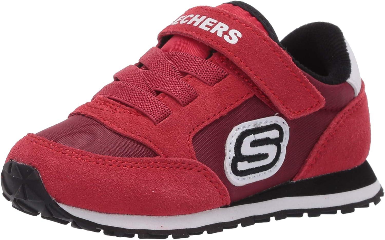 Same day shipping Skechers Unisex-Child Retro Sneaks-Gorvox Sneaker Lowest price challenge