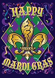 new orleans mardi gras flag