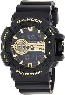 Casio G-Shock Analog-Digital Gold Dial Men's Watch - GA-400GB-1A9DR (G651)