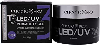 Cuccio T3 Cool Cure Versatility Gel - Controlled Leveling Opaque Pink, 56 g