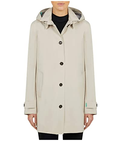 Save the Duck Grin X Coat (Cool Beige) Women