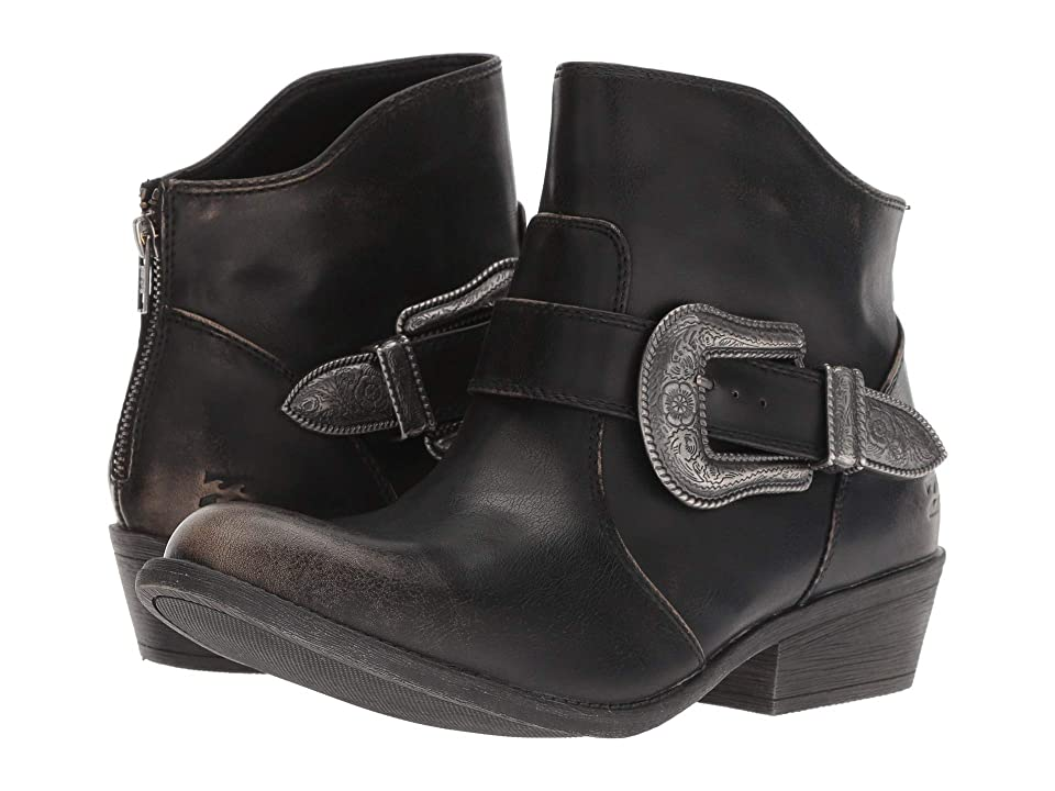 Billabong Buckle Up (Off-Black) Women