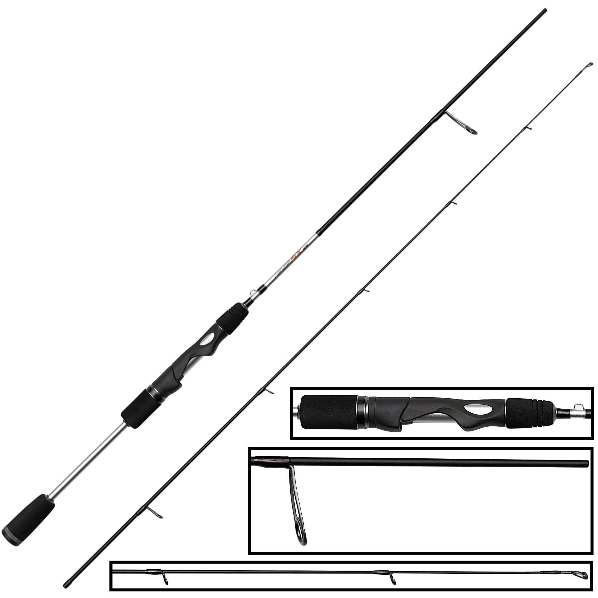 Okuma Helios SX Spin - Caña para pesca de lanzado (2,70 m, 20-60 g ...