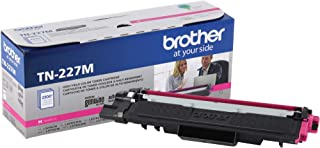 Brother Genuine TN227M, High Yield Toner Cartridge, Replacement Magenta Toner, Page Yield Up to 2,300 Pages, TN227, Amazon...