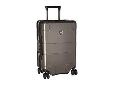 Victorinox Lexicon Hardside Frequent Flyer Carry-On (Titanium) Luggage
