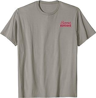 Stranger Things Benny's Burgers Pocket T-Shirt