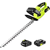 Deals on SnapFresh 1400RPM Powerful Electric Cordless Hedge Trimmer