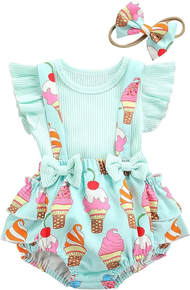 Neugeborenes Baby Mädchen Langarm Body Romper Overalls + Röcke mit Tasche Outfits Set Herbst Kleidung Set