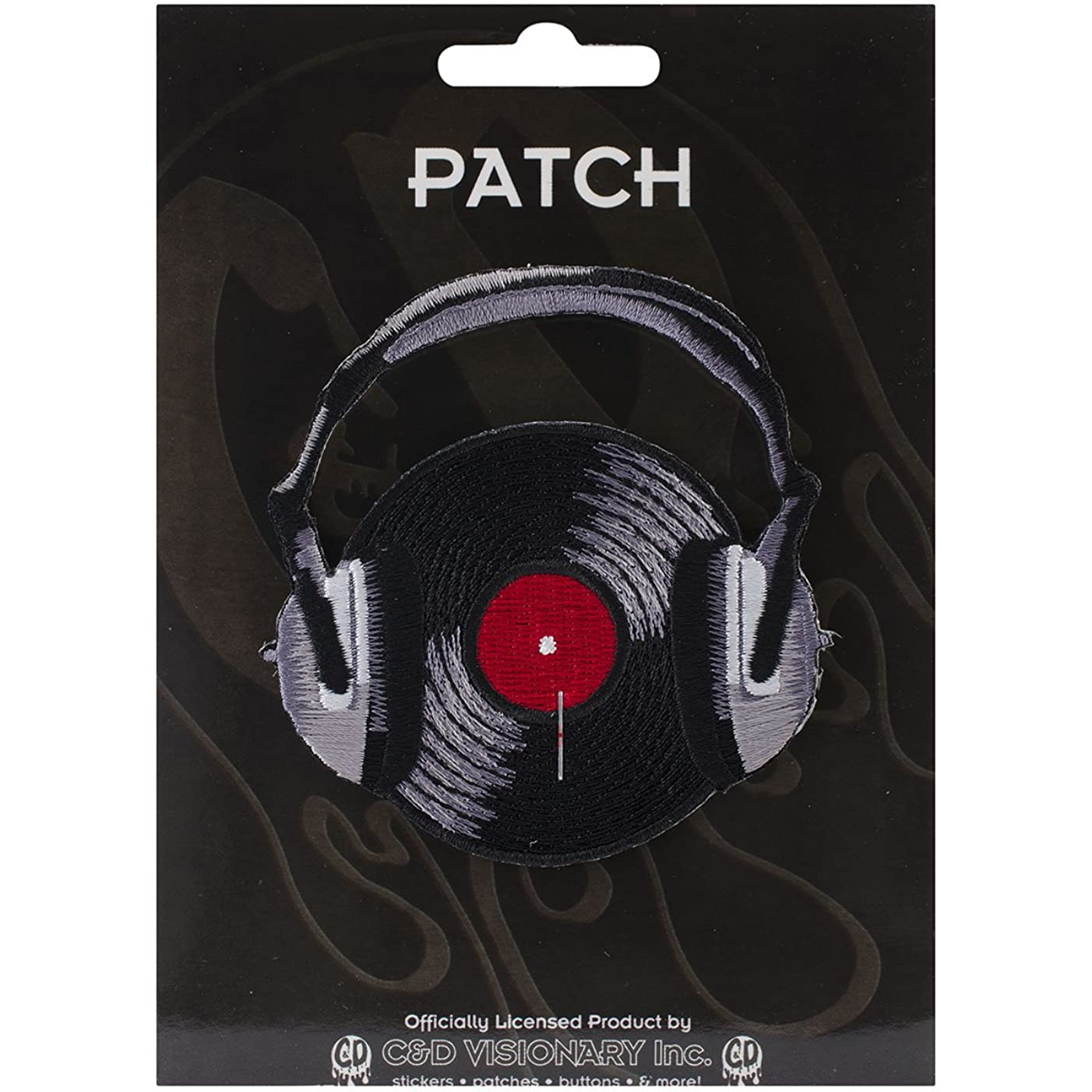 Application Record with Headphones Patch