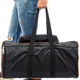 Case Bolsa Bag Jbl Partybox 100 Com Bolso Para Cabos Sem Espuma