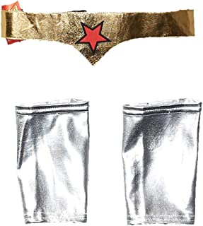 Rubie's Costume Women's Wonder Woman Adult Accessory Kit