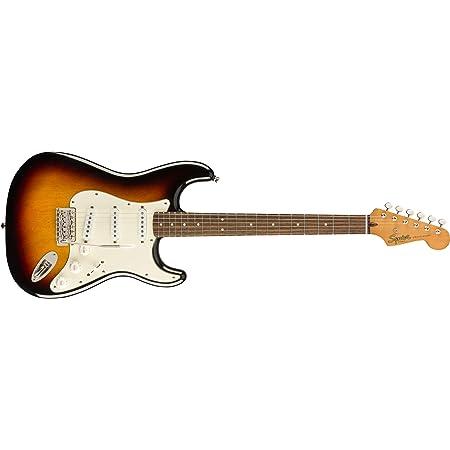 Squier Classic Vibe 60's Stratocaster - Laurel Finerboard - 3-Color Sunburst