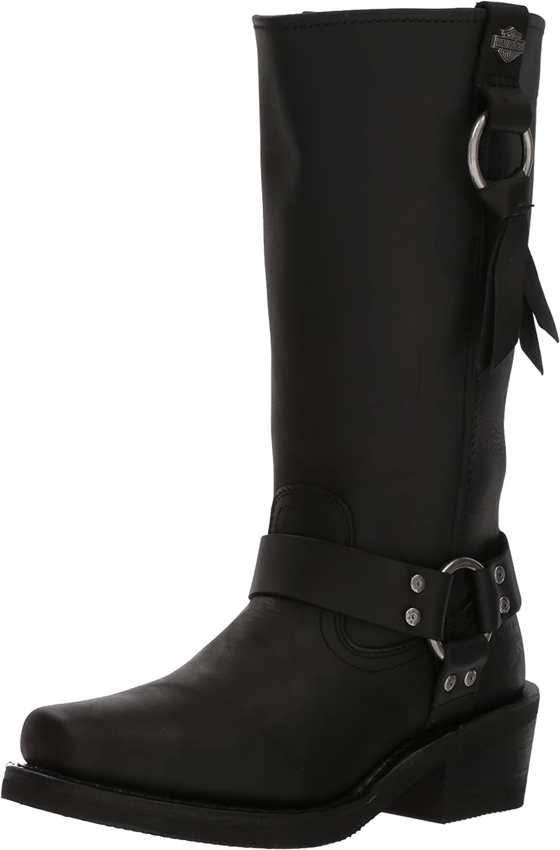 HARLEY-DAVIDSON FOOTWEAR Direct store Women's Sale SALE% OFF Motorcycle Fenmore Boot