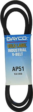 Aramid D/&D PowerDrive 1718017SM Simplicity Kevlar Replacement Belt 114 Length 1 Band