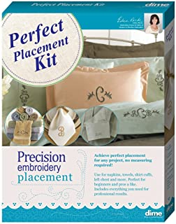 The Perfect Placement Kit, 2nd Edition by Designs in Machine Embroidery