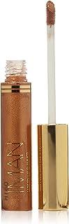 Iman Cosmetics Luxury Lip Shimmer - Brownie