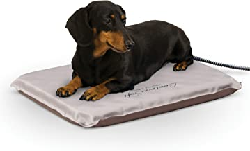 Best heated dog beds for small dogs Reviews