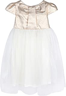 KRISP Girls Bridesmaid Tutu Dress Baby Flower Party Wedding Princess Bridesmaid 3-7Y