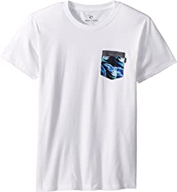 Rip Curl Kids Plethera Premium Pocket Tee (Big Kids)