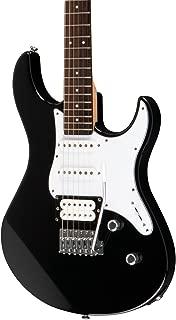 Yamaha Pacifica Series PAC112V Electric Guitar; Black