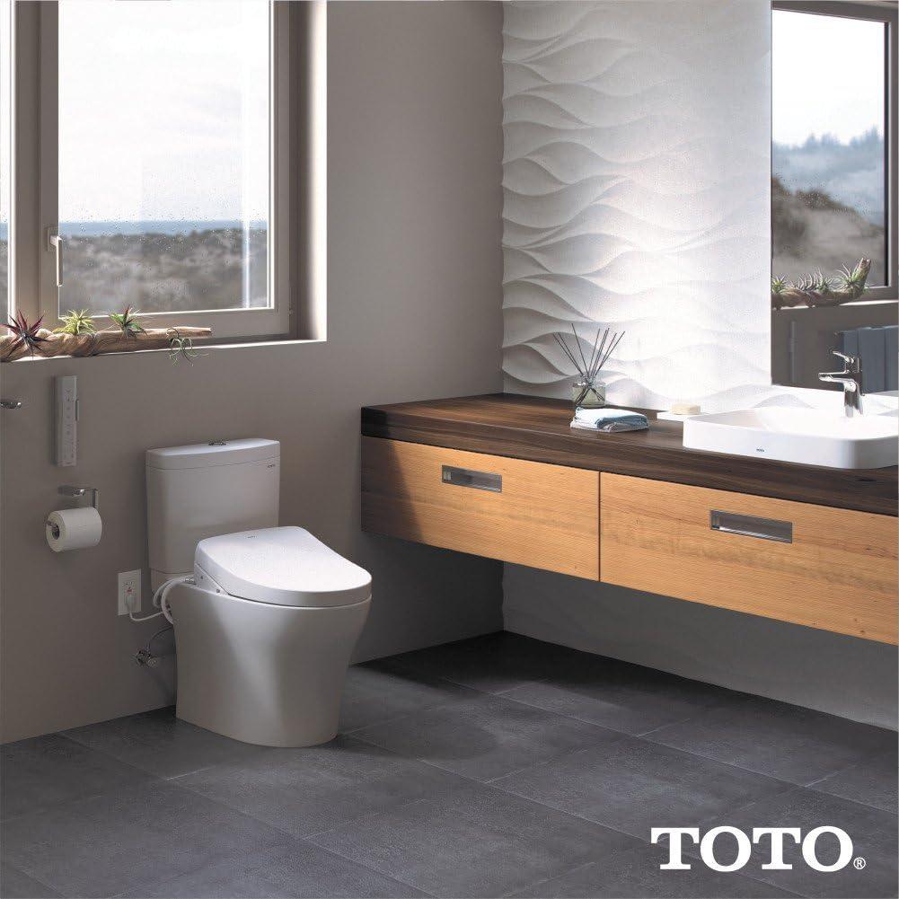 TOTO S500E Electronic Bidet Toilet Review