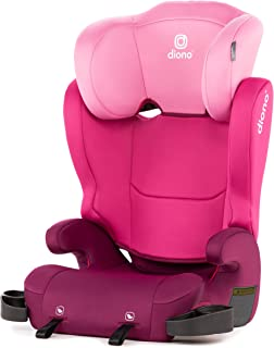 Diono Cambria 2 Latch, 2-in-1 Belt Positioning Booster Seat, High-Back to Backless Booster XL Space & Room to Grow, 8 Year...