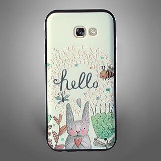 Samsung Galaxy A5 2017 Hello Bee Back Cover