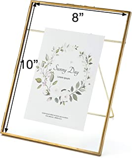 Best metal glass picture frames Reviews