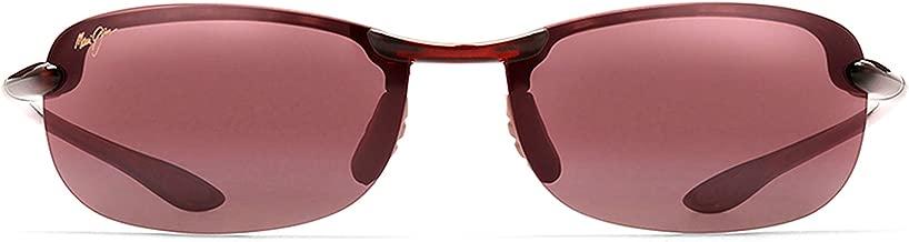 Maui Jim Sunglasses | Makaha 405 | Rimless Frame, with Patented PolarizedPlus2 Lens Technology
