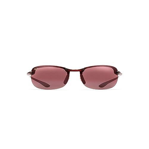 6878e00536490 Maui Jim Sport Sunglasses - Makaha - Tortoise with Maui Rose Lens - R405-10