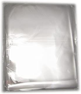 100Pcs 12x16 Clear Cello/Cellophane Bags Treat Bag for Bakery ,Cookie, Candies, Party Favors