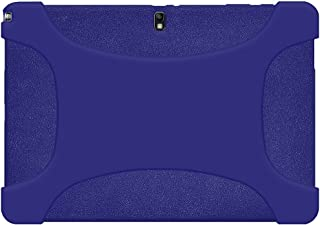 Amze Soft Silicone Skin Fit Jelly Case for Samsung Galaxy Note PRO 12.2/Tab PRO 12.2, Blue(AMZ96924)