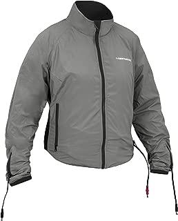 Firstgear Women's 90-Watt Warm and Safe Women's Grey Heated Jacket Liner 512730