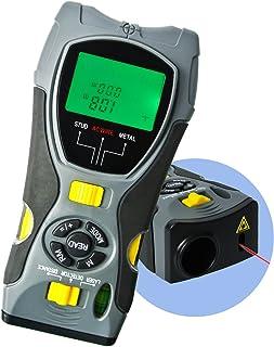 Metro Láser Y Detector De Vigas Y Cables Multifunción 5 En 1