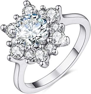 Best snowflake diamond ring Reviews