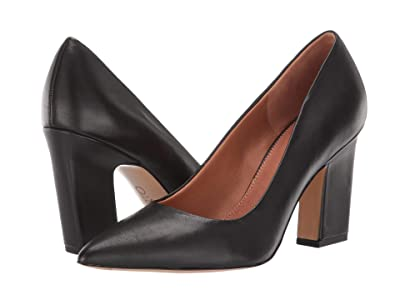 Franco Sarto Sasha by SARTO (Black Leather) Women