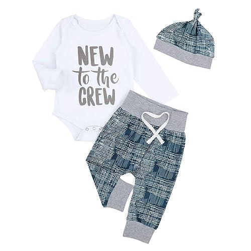 e22986231 Newborn Outfits Boy  Amazon.com