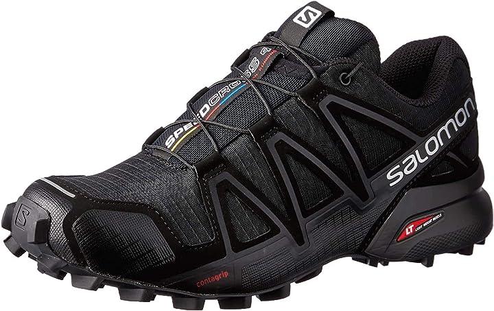 Scarpe da trail running donna salomon speedcross 4 gtx L38318700