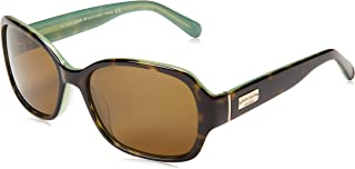Women's Akira Polarized Rectangular Sunglasses