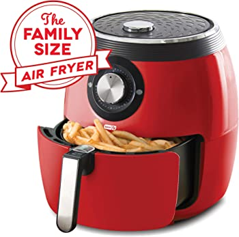 Dash Deluxe Electric Air Fryer + Oven Cooker
