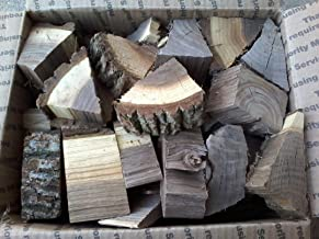 Walnut Wood Chunks for Smoking BBQ Grilling-Cooking Smoker Priority Shipping