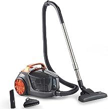 VonHaus Aspirapolvere Ciclonico Senza Sacco 500 W - per tutti i pavimenti, filtro HEPA
