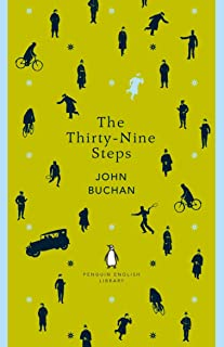The Thirty-Nine Steps (The Penguin English Library)