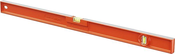 Stanley Red Antishock Level Tmlh Measuring & Layout Tools, 1-42-254, 80 cm