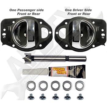 Outside Door Handle Left,Right Needa Parts 820132 fits 06-10 Chevrolet HHR