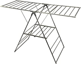 L.T. Williams 4630 28 Rail A Frame Stainless Steel 60cm Clothes Airer