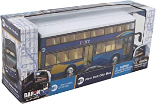 Daron Mta New York City Double Decker Bus 2019 New