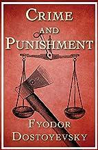 Crime and Punishment illustrated edition (English Edition)