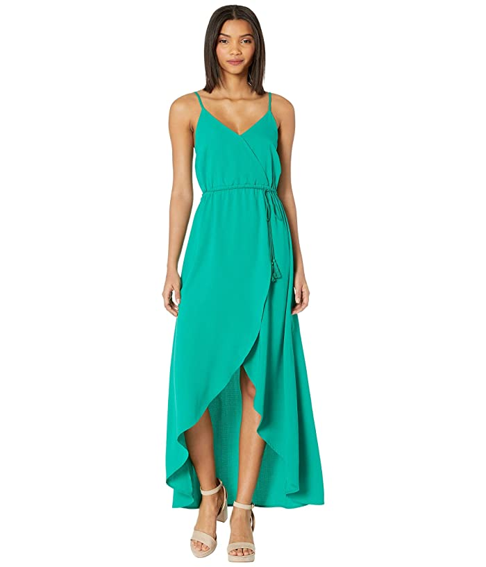 Jack by BB Dakota All Wrapped Up Dress (Sea Green) Women